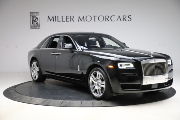 Used 2016 Rolls-Royce Ghost for sale $165,900 at Pagani of Greenwich in Greenwich CT 06830 12