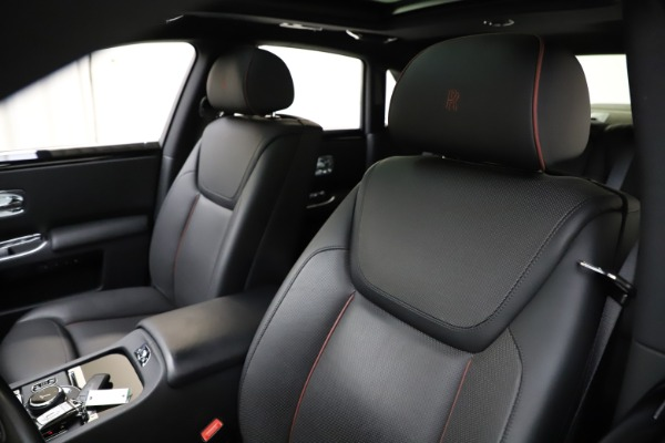 Used 2016 Rolls-Royce Ghost for sale $165,900 at Pagani of Greenwich in Greenwich CT 06830 15