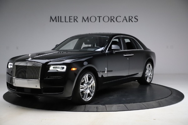 Used 2016 Rolls-Royce Ghost for sale $165,900 at Pagani of Greenwich in Greenwich CT 06830 2