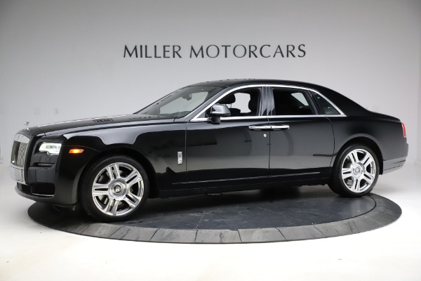Used 2016 Rolls-Royce Ghost for sale $165,900 at Pagani of Greenwich in Greenwich CT 06830 3