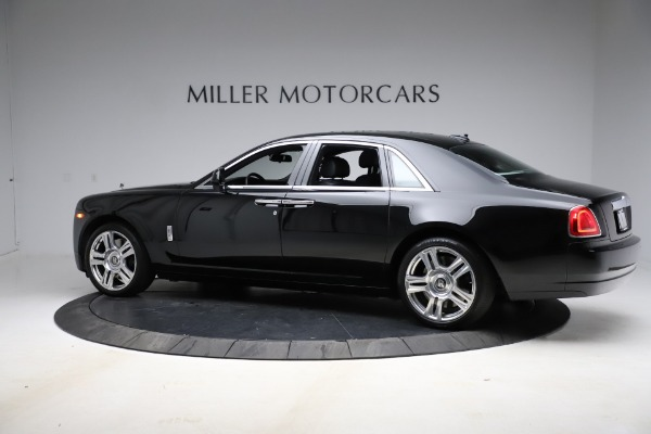 Used 2016 Rolls-Royce Ghost for sale $165,900 at Pagani of Greenwich in Greenwich CT 06830 5