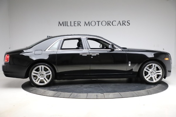 Used 2016 Rolls-Royce Ghost for sale $165,900 at Pagani of Greenwich in Greenwich CT 06830 9