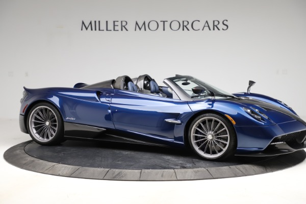 Used 2017 Pagani Huayra Roadster for sale Call for price at Pagani of Greenwich in Greenwich CT 06830 10