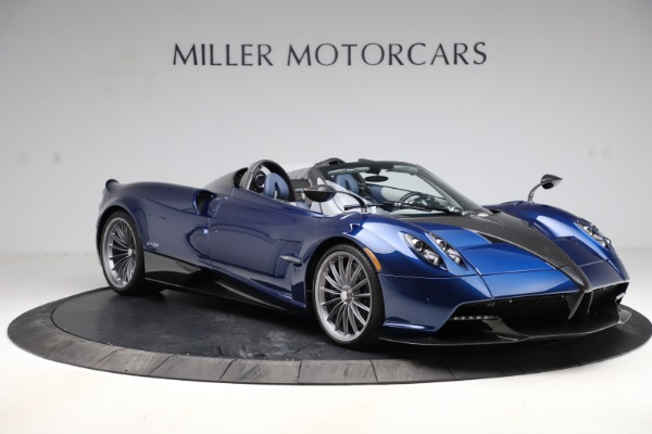 Used 2017 Pagani Huayra Roadster for sale Call for price at Pagani of Greenwich in Greenwich CT 06830 11