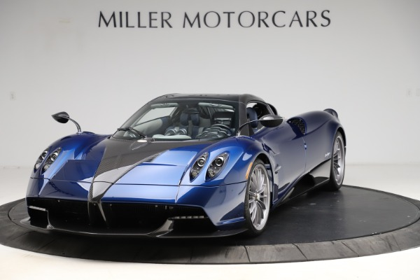 Used 2017 Pagani Huayra Roadster for sale Call for price at Pagani of Greenwich in Greenwich CT 06830 13
