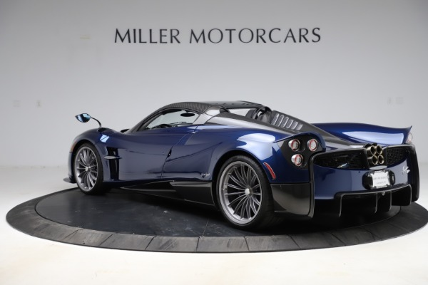 Used 2017 Pagani Huayra Roadster for sale Call for price at Pagani of Greenwich in Greenwich CT 06830 16