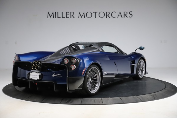 Used 2017 Pagani Huayra Roadster for sale Call for price at Pagani of Greenwich in Greenwich CT 06830 18