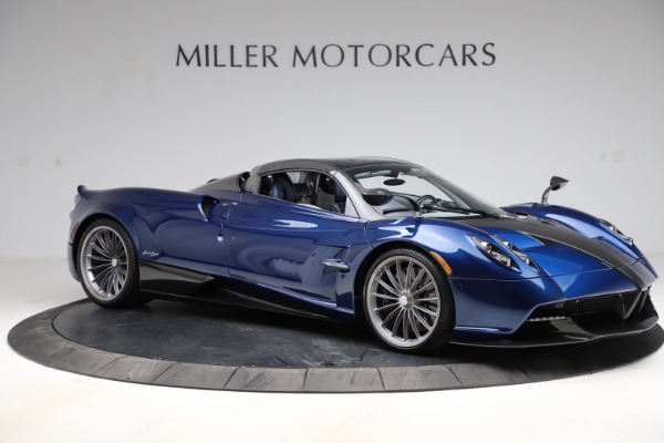 Used 2017 Pagani Huayra Roadster for sale Call for price at Pagani of Greenwich in Greenwich CT 06830 20