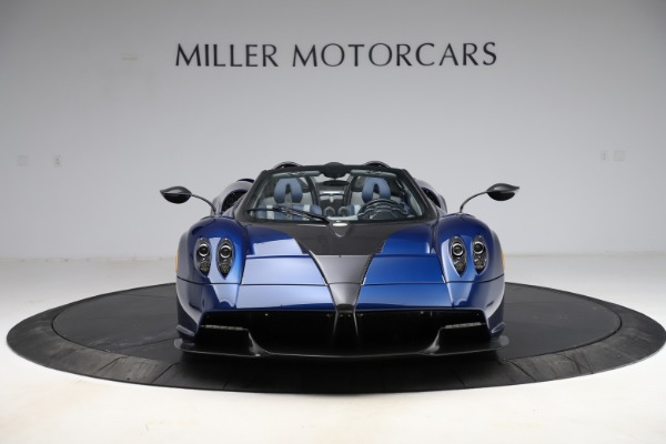 Used 2017 Pagani Huayra Roadster for sale Call for price at Pagani of Greenwich in Greenwich CT 06830 21
