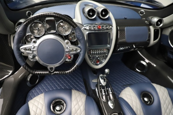 Used 2017 Pagani Huayra Roadster for sale Call for price at Pagani of Greenwich in Greenwich CT 06830 22