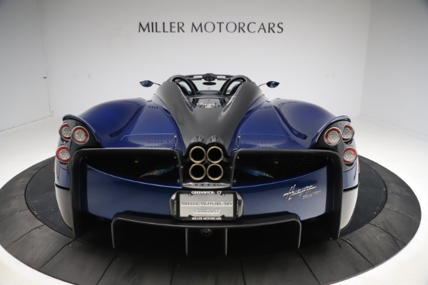 Used 2017 Pagani Huayra Roadster for sale Call for price at Pagani of Greenwich in Greenwich CT 06830 25