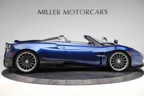Used 2017 Pagani Huayra Roadster for sale Call for price at Pagani of Greenwich in Greenwich CT 06830 9