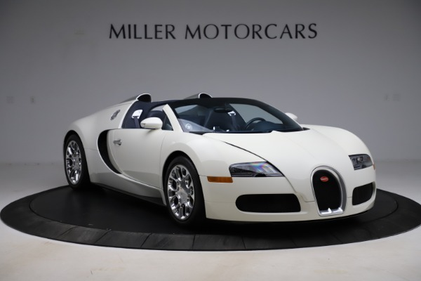 Used 2010 Bugatti Veyron 16.4 Grand Sport for sale Call for price at Pagani of Greenwich in Greenwich CT 06830 10