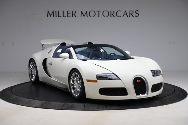 Used 2010 Bugatti Veyron 16.4 Grand Sport for sale Call for price at Pagani of Greenwich in Greenwich CT 06830 11