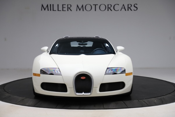 Used 2010 Bugatti Veyron 16.4 Grand Sport for sale Call for price at Pagani of Greenwich in Greenwich CT 06830 12