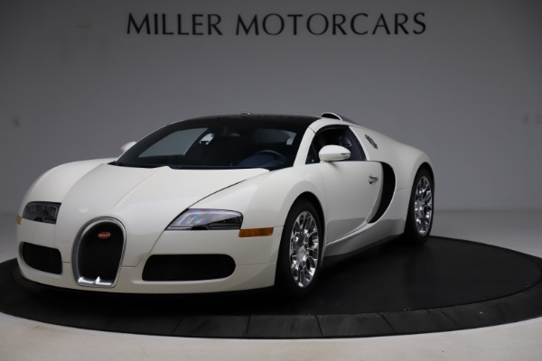 Used 2010 Bugatti Veyron 16.4 Grand Sport for sale Call for price at Pagani of Greenwich in Greenwich CT 06830 13