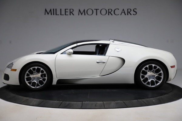 Used 2010 Bugatti Veyron 16.4 Grand Sport for sale Call for price at Pagani of Greenwich in Greenwich CT 06830 14