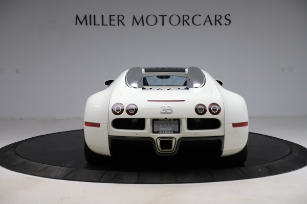 Used 2010 Bugatti Veyron 16.4 Grand Sport for sale Call for price at Pagani of Greenwich in Greenwich CT 06830 15