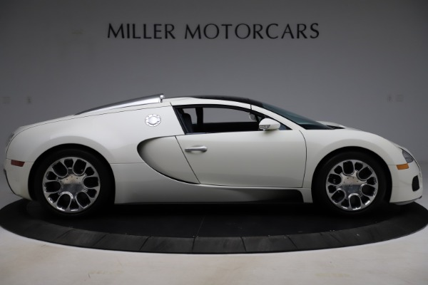 Used 2010 Bugatti Veyron 16.4 Grand Sport for sale Call for price at Pagani of Greenwich in Greenwich CT 06830 16