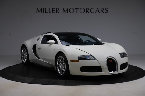 Used 2010 Bugatti Veyron 16.4 Grand Sport for sale Call for price at Pagani of Greenwich in Greenwich CT 06830 17