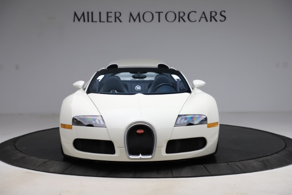 Used 2010 Bugatti Veyron 16.4 Grand Sport for sale Call for price at Pagani of Greenwich in Greenwich CT 06830 18