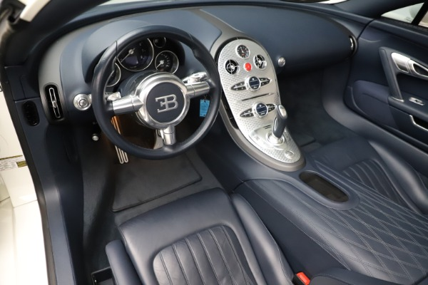 Used 2010 Bugatti Veyron 16.4 Grand Sport for sale Call for price at Pagani of Greenwich in Greenwich CT 06830 19