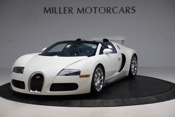 Used 2010 Bugatti Veyron 16.4 Grand Sport for sale Call for price at Pagani of Greenwich in Greenwich CT 06830 2