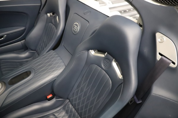 Used 2010 Bugatti Veyron 16.4 Grand Sport for sale Call for price at Pagani of Greenwich in Greenwich CT 06830 23