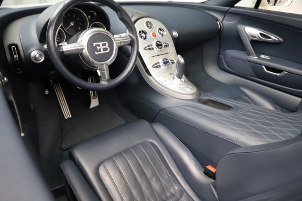 Used 2010 Bugatti Veyron 16.4 Grand Sport for sale Call for price at Pagani of Greenwich in Greenwich CT 06830 24