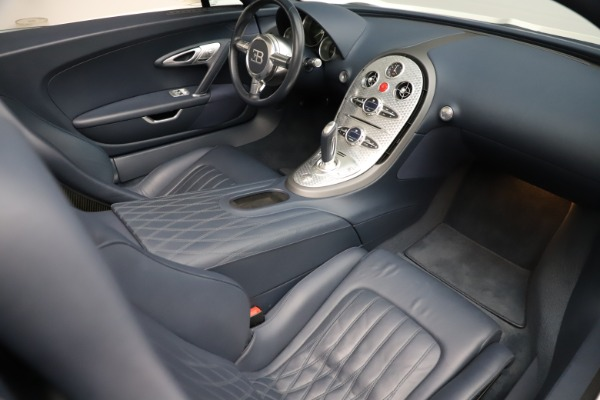 Used 2010 Bugatti Veyron 16.4 Grand Sport for sale Call for price at Pagani of Greenwich in Greenwich CT 06830 25