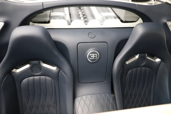 Used 2010 Bugatti Veyron 16.4 Grand Sport for sale Call for price at Pagani of Greenwich in Greenwich CT 06830 28