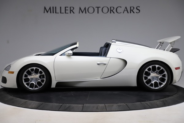 Used 2010 Bugatti Veyron 16.4 Grand Sport for sale Call for price at Pagani of Greenwich in Greenwich CT 06830 3
