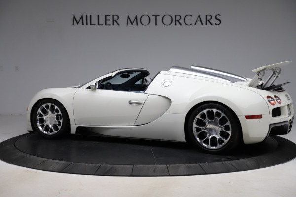 Used 2010 Bugatti Veyron 16.4 Grand Sport for sale Call for price at Pagani of Greenwich in Greenwich CT 06830 4