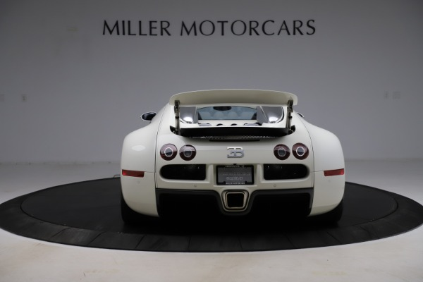 Used 2010 Bugatti Veyron 16.4 Grand Sport for sale Call for price at Pagani of Greenwich in Greenwich CT 06830 6