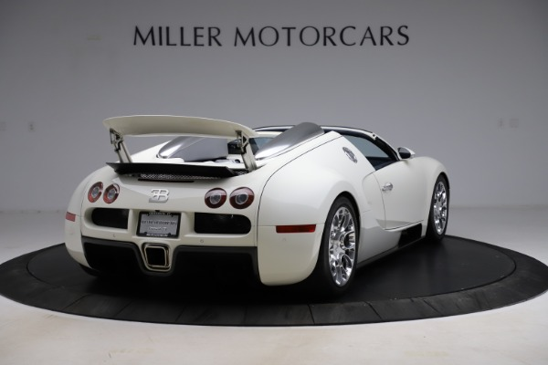 Used 2010 Bugatti Veyron 16.4 Grand Sport for sale Call for price at Pagani of Greenwich in Greenwich CT 06830 7
