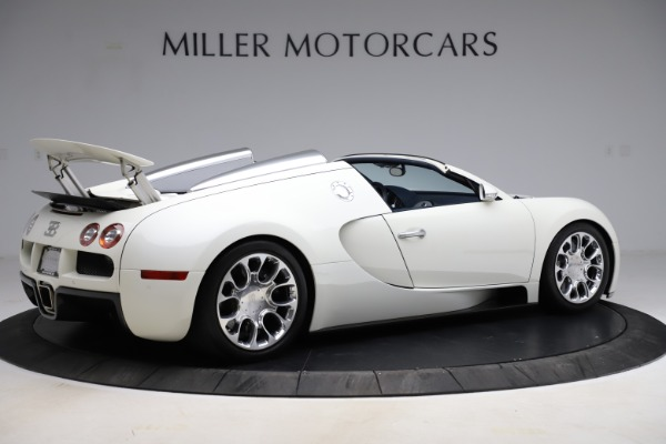 Used 2010 Bugatti Veyron 16.4 Grand Sport for sale Call for price at Pagani of Greenwich in Greenwich CT 06830 8