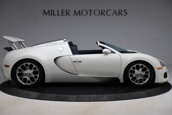 Used 2010 Bugatti Veyron 16.4 Grand Sport for sale Call for price at Pagani of Greenwich in Greenwich CT 06830 9