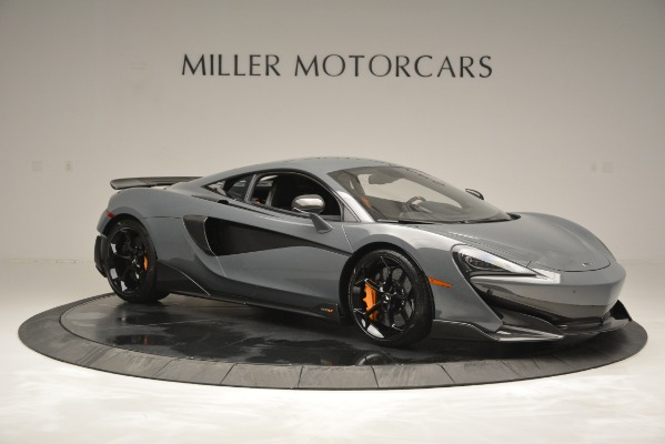 Used 2019 McLaren 600LT Luxury for sale Call for price at Pagani of Greenwich in Greenwich CT 06830 10