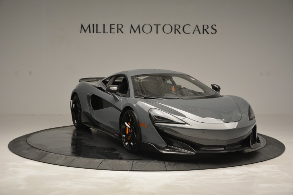 Used 2019 McLaren 600LT Luxury for sale Call for price at Pagani of Greenwich in Greenwich CT 06830 11