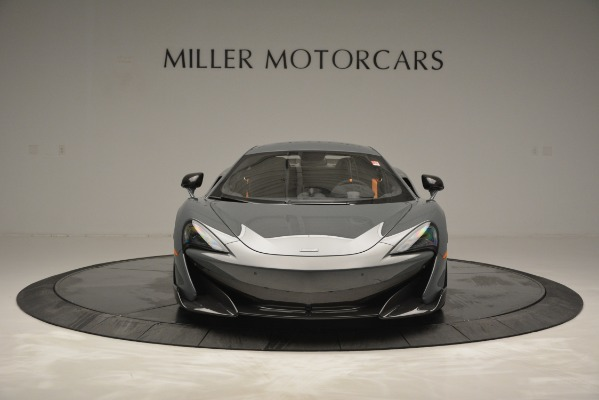 Used 2019 McLaren 600LT Luxury for sale Call for price at Pagani of Greenwich in Greenwich CT 06830 12