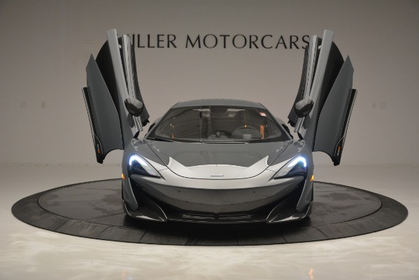 Used 2019 McLaren 600LT Luxury for sale Call for price at Pagani of Greenwich in Greenwich CT 06830 13