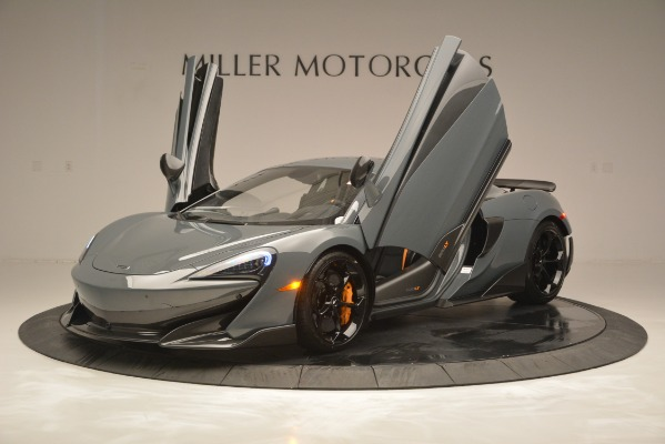 Used 2019 McLaren 600LT Luxury for sale Call for price at Pagani of Greenwich in Greenwich CT 06830 14