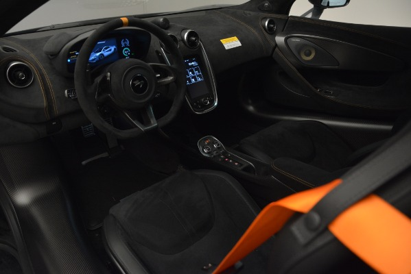 Used 2019 McLaren 600LT Luxury for sale Call for price at Pagani of Greenwich in Greenwich CT 06830 17