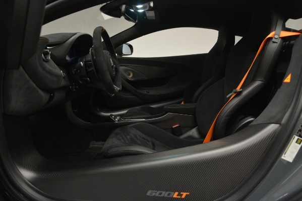 Used 2019 McLaren 600LT Luxury for sale Call for price at Pagani of Greenwich in Greenwich CT 06830 18
