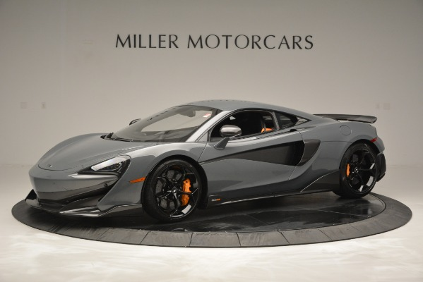 Used 2019 McLaren 600LT Luxury for sale Call for price at Pagani of Greenwich in Greenwich CT 06830 2