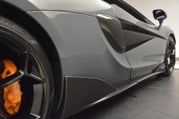 Used 2019 McLaren 600LT Luxury for sale Call for price at Pagani of Greenwich in Greenwich CT 06830 25