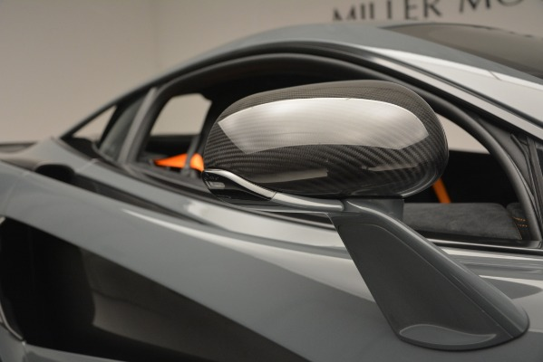 Used 2019 McLaren 600LT Luxury for sale Call for price at Pagani of Greenwich in Greenwich CT 06830 26