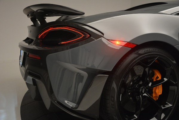 Used 2019 McLaren 600LT Luxury for sale Call for price at Pagani of Greenwich in Greenwich CT 06830 27