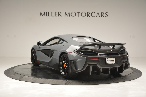 Used 2019 McLaren 600LT Luxury for sale Call for price at Pagani of Greenwich in Greenwich CT 06830 5
