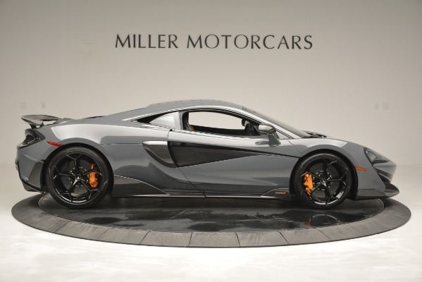 Used 2019 McLaren 600LT Luxury for sale Call for price at Pagani of Greenwich in Greenwich CT 06830 9